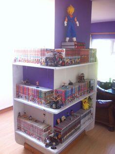 Awesome manga collection. >.<