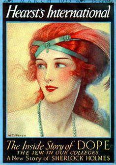 Hearst's 1923, W. T. Benda (http://en.wikipedia.org/wiki/W%C5%82adys%C5%82aw_T._Benda