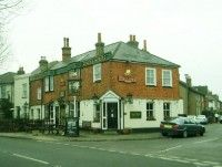 Coach & Horses, Chertsey, Surrey, Guest House B & B England.
