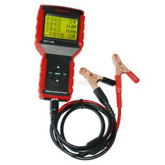 Launch BST460 Pro Battery System Tester AP  $159.99  http://www.autointhebox.com/launch-bst460-pro-battery-system-tester-ap-launch-bst-460-battery-system-tester-bst-460_p803.html #Launch