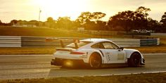 Porsche Tested Its Mid-Engine 911 RSR At Sebring For 50 Hours Straight
