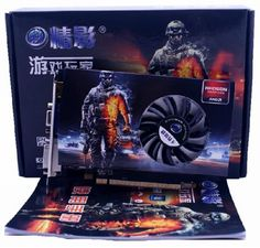 Видеокарта для ПК Elite ATI Radeon HD 6570 1G DDR5 128 650 vga, DVI + HDmi 1  — 8927 руб. —