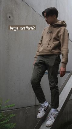 Street Style Outfits Men, Stylish Mens Outfits, Cool Outfits, Guy Outfits, Mens Casual Street Style, Men Nike Outfits, Men Street Wear, Outfits For Teenage Guys, Outfit Ideas For Guys