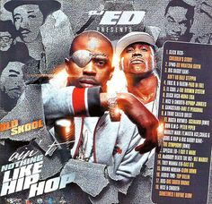 """""""There's Nothing Like Hip Hop"""" - Official Mixtape CD DJ ED"""