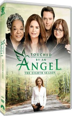 Touched by an Angel - 'The 8th Season' - The Next-to-Last One - Is Announced for DVD