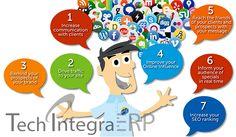 Tech Integra ERP | Digital Marketing Services | SEO | SEM | SMO | SMM  for more details: https://techintegraerp.blogspot.in/2017/11/tech-integra-erp-digital-marketing.html … Contact us: +91 8919439603
