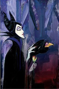 My favorite Disney villain!