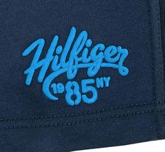 hilfiger 1985 ny  puff print graphic Dj Logo, Paper Cut Design, Mens Winter, Playgrounds, Tee Shirts, Tees, Men's Collection, Graphic Prints, Paper Cutting