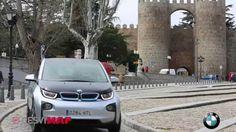 #BMW #i3: En #CESVIMAP tuvimos la oportunidad de probar el modelo #eléctrico de la firma bávara y compartir sus novedades.
