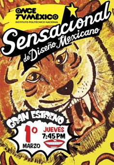 Sensacional! The Bold Aesthetic of Mexican Design