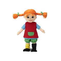 Pippi Longstocking Toys