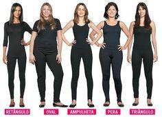Tipos de corpo para cada vestido de noiva