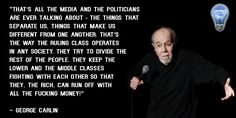 Very few people in the public eye had the ability, or guts, to talk about the most important of topics in such a damming, profound and humorous way as George Carlin did. Never one to mince his words, Carlin discussed everything from politics, religion, culture, media and so much more. Even since his death in [&hellip