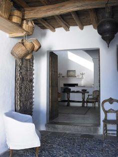 art deco home Moroccan Interiors, Rustic Interiors, Interior Styling, Interior Decorating, Interior Design, Deco Boheme Chic, Rustic Design, Beautiful Interiors, Home Projects