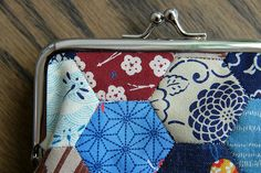 Johanna's Snap Coin Purse by the workroom, via Flickr