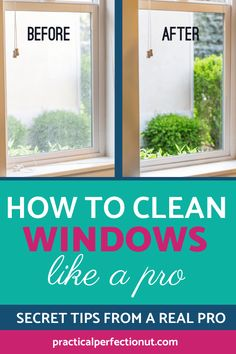 Window Cleaning Solutions, Window Cleaning Companies, Window Cleaning Tips, Cleaning Fun, Household Cleaning Tips, House Cleaning Tips, Diy Cleaning Products, Deep Cleaning, Cleaning Recipes