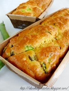 Cake fave, pecorino e senape by Elisakitty's Kitchen, via Flickr