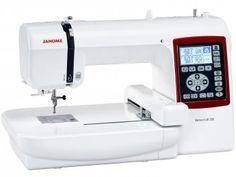 Máquina de Bordar Janome - MC230E