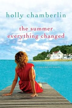 6/25/13  Bestselling author Holly Chamberlin welcomes readers to the sunny beaches and unspoiled beauty of Maine, in this poignant, thoughtful new novel of a mother and daughter in the midst of profound change. . .When Louise Bessire was living in Boston, she dreamed of another way of life, far from the phony smiles and small-talk of corporate dinners. Now she's got what she wanted—though not exactly in the way she hoped. Blindsided by her husband's affair, Louise has used her divorce