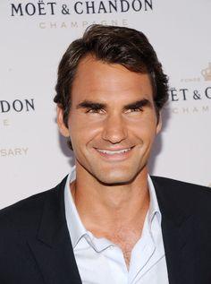 Moet & Chandon Celebrates Its 270th Anniversary With New Global Brand Ambassador, International Tennis Champion, Roger Federer