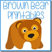 Royal Baloo has a FREE Brown Bear printables to go along with the book Brown Bear, Brown Bear, What Do You See? These printables are aimed at the tot age (about Bears Preschool, Preschool Colors, Book Activities, Preschool Activities, Preschool Classroom, Kindergarten, Autism Classroom, Winter Activities, Classroom Themes