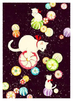 shino's illustration works