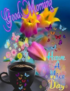 Good morning sister and all, happy Thursday, God bless ☕🍪😋💖🐇🐞🐝💋💋 Good Morning Happy Thursday, Happy Thursday Quotes, Funny Good Morning Quotes, Good Morning Coffee, Good Morning Flowers, Good Morning Friends, Good Morning Greetings, Good Morning Good Night, Good Morning Wishes