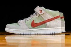 Nike Sb Mediados De Floración Viuda Blanca