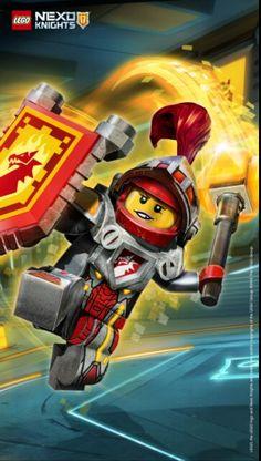 Lego Nexo Knights Macy wallpaper!