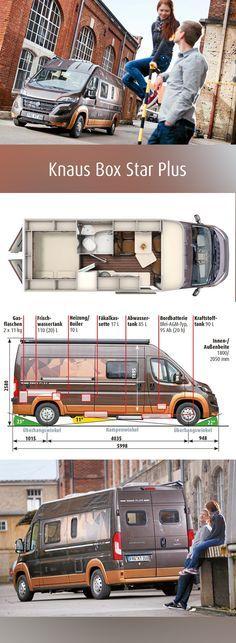 #Knaus Box Star Plus im Test #Luxus und #Exklusivität im #Campingbus  Der Plus soll Käufer überzeugen, die auch bei einem #Campingbus nicht auf Luxus und Exklusivität verzichten wollen. Macht die als Street 600 angetretene Edel-Variante auch im Supercheck eine gute Figur?