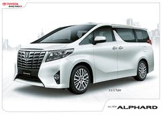Toyota Auto2000 All New Alphard cek spesifikasi dan harga di seluruh dealer Toyota Indonesia