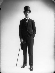 The man of fashion, 1913.