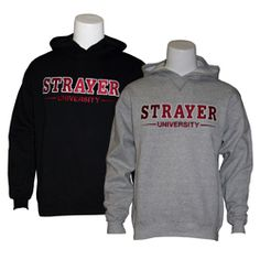 Strayer University, Never heard of strayer before, need to look into it.