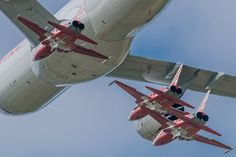 Airbus A330 + Patrouille Suisse Luftwaffe, Swiss Air, A330, Private Jet, Tumblr, Military Aircraft, Ufo, Air Force, Fighter Jets