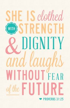 Proverbs 31 with Background Art Print