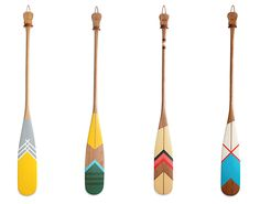 Norquay Co. Paddles