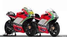 Ducati Team. GP12