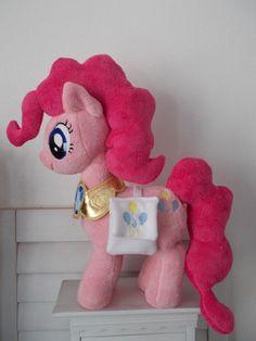 My Little Pony Friendship is magic PINKIE PIE by Cinnamonstitch, $199.99