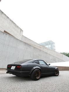 flat out cool Datsun.