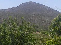 El Cerro del Agua Caliente