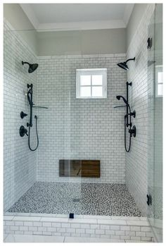 27 Beautiful Farmhouse Master Bathroom Decor Ideas And Remodel. If you are looking for Farmhouse Master Bathroom Decor Ideas And Remodel, You come to the right place. Here are the Farmhouse Master Ba. Master Bath Remodel, Diy Bathroom Remodel, Bathroom Renos, Bathroom Renovations, Master Bathrooms, Master Shower, Bathroom Mirrors, Bathroom Cabinets, Modern Bathrooms