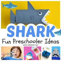 Shark Craft Ideas fo