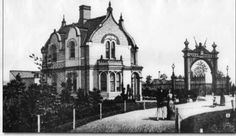 Peoples Park Lodge House