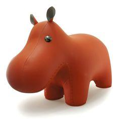 HIPPO tabouret orange, Zuny