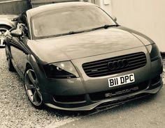 Audi TT Splitter