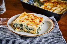 Fusilli, Spanakopita, Ravioli, Gnocchi, Ricotta, Quiche, Bacon, Breakfast, Ethnic Recipes