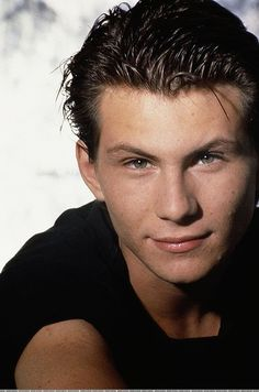 Christian Slater, HUGE poster on my wall above my bed. 90's bad boy extroidanaire.
