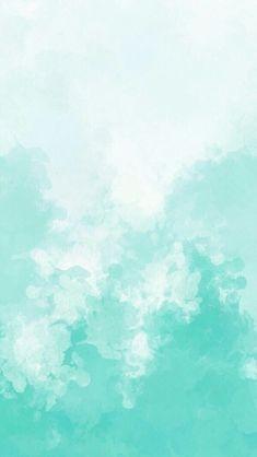 Pastel wallpaper, watercolor wallpaper, watercolor background, watercolor p Mint Wallpaper, Marble Iphone Wallpaper, Watercolor Wallpaper, Iphone Background Wallpaper, Aesthetic Pastel Wallpaper, Blue Wallpapers, Pretty Wallpapers, Aesthetic Wallpapers, Pastel Background