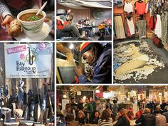 Markets in Cape Town - Bay Harbour Market - Photos by Rachel Robinson