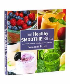 The Healthy Smoothie Bible ranking #1 Best Seller Book by Amazon in the Blender Recipes category!